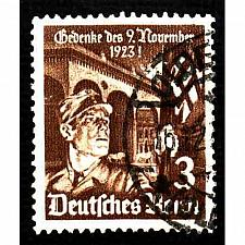 Buy German Used Scott #467 Catalog Value $.70