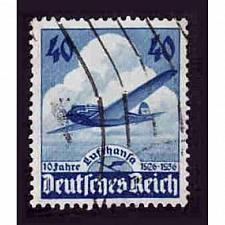 Buy German Used Scott #469 Catalog Value $3.25
