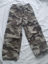 Buy Cherokee Camouflage Pants Size 6X Cotton Blend