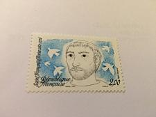 Buy France Famous Francesco of Assisi preacher mnh