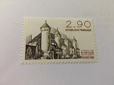 Buy France Ripaille castle mnh 1982