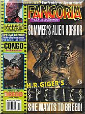 Buy Fangoria #144 (1995) *Species / Batman Forever / Judge Dredd / Congo*