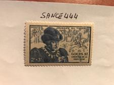 Buy France Stamp Day mnh 1945