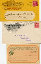 Buy Tobacco - Related -1880s- All Envelopes Complete