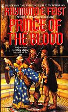 Buy Prince of the Blood by Raymond E. Feist 1990 Paperback Book - Very Good