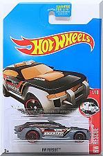 Buy Hot Wheels - HW Pursuit: HW Rescue #1/10 (2017) *Treasure Hunt / Black Edition*