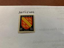 Buy France Coat of Arms Alsace mnh 1946