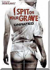 Buy DVD - I Spit On Your Grave: Unrated (2010) *Sarah Butler / Revenge / Horror*