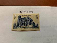 Buy France Cathedral St Julien Le Mans mnh 1947