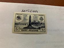 Buy France St. Nazaire landing mnh 1947