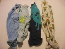 Buy 4 Baby Rompers 6 Months Cotton Blends