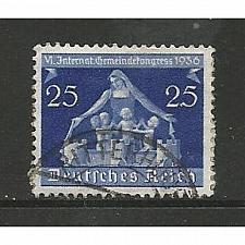 Buy German Used Scott #476 Catalog Value $1.10