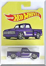 Buy Hot Wheels - Custom '69 Chevy Pickup: American Pickups #9/10 (2019) *Purple*