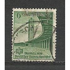 Buy German Used Scott #487 Catalog Value $.55