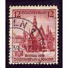 Buy German Used Scott #488 Catalog Value $.55
