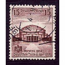 Buy German Used Scott #489 Catalog Value $.80