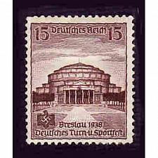 Buy German Hinged Scott #489 Catalog Value $1.75