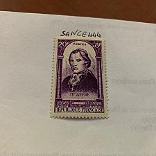 Buy France Famous D.A. Affre archbishop 1948 mnh