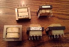 Buy Lots of 5: Signal Transformers DST-2-12 Split Bobbin w/ High Isolation FREE Shipping