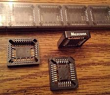 Buy Lots of 24: Maxconn MSMPLCC-32TX PLCC Sockets