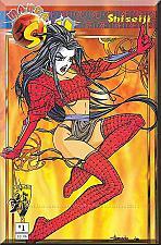 Buy Manga Shi: Shiseiji #1 (1996) *Modern Age / Crusade Comics / First Printing*