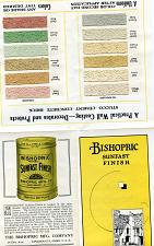 Buy Paint - Vintage Companies - From 1870s -1930s - See Scans