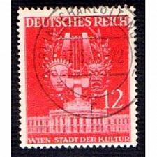 Buy German Used Scott #504 Catalog Value $.65