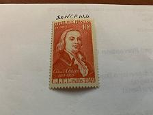 Buy France Famous Claude Chappe inventor mnh 1949