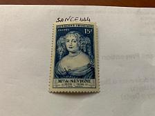 Buy France Famous Marie de Sevigne aristocrat mnh 1950