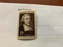 Buy France Famous J. B. de la Salle priest mnh 1951