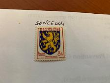 Buy France Coat of Arms Franche-Comte mnh 1951
