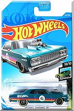 Buy Hot Wheels - '64 Chevy Chevelle SS: Speed Blur #10/10 - #62/250 (2019) *Teal*