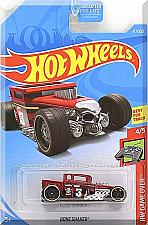 Buy Hot Wheels - Bone Shaker: HW Game Over #4/5 - #117/250 (2019) *Dark Red Edition*