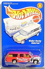 Buy Hot Wheels - Walker Racing Suburban: Full Grid Racing Series #2 (2000) *Red*