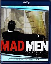 Buy Mad Men - Season 1 Blu-ray Disc, 2008, 3-Disc Set - Very Good