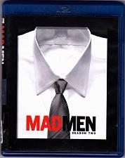 Buy Mad Men - Season 2 Blu-ray Disc, 2009, 3-Disc Set - Very Good