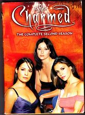Buy Charmed - Complete 2nd Season DVD 2005, 6-Disc Set - Very Good