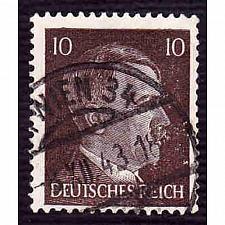 Buy German Used Scott #511A Catalog Value $.45