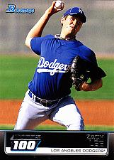Buy Zach Lee #TP61 - Dodgers 2011 Bowman Baseball Trading Card