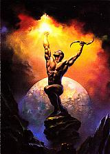 Buy Amaethon #65 - Boris 1992 Fantasy Art Trading Card