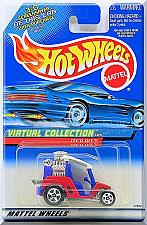 Buy Hot Wheels - Tee'd Off: Virtual Collection Cars - Collector #117 (2000) *Red*
