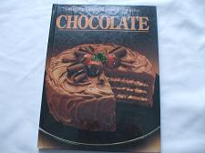 Buy Chocolate Hardcover Cookbook By Better Homes and Gardens