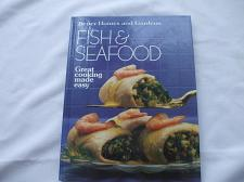 Buy Fish and Seafood Hardcover CookBook By Better Homes And Gardens