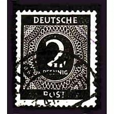 Buy German Used Scott #531 Catalog Value $.25