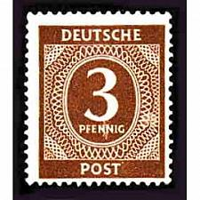 Buy German MNH Scott #532 Catalog Value $.25