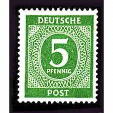 Buy German MNH Scott #534 Catalog Value $.25