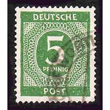 Buy German Used Scott #534 Catalog Value $.60