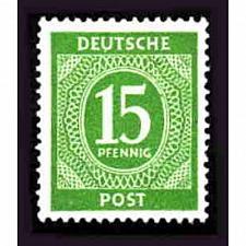Buy German MNH Scott #541 Catalog Value $.25