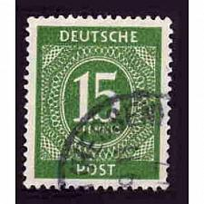 Buy German Used Scott #541 Catalog Value $.25