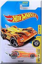 Buy Hot Wheels - Tooligan: Experimotors #9/10 (2017) *Orange / Treasure Hunt*